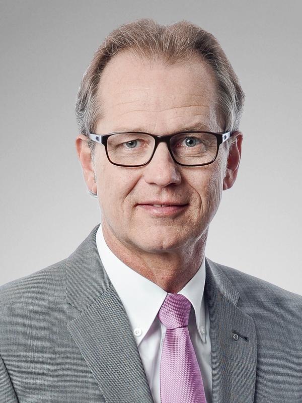 Frank Richter, Vorsitzender der CDU-Ratsfraktion Borken