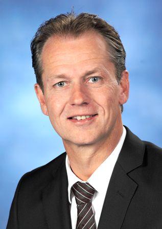 Frank Richter, seit Oktober 2009 Fraktionsvorsitzender der CDU im Rat der Stadt Borken